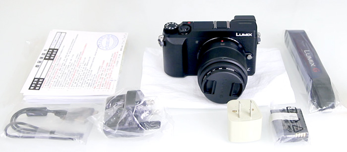 Lumix DMC-GX85 原廠配件